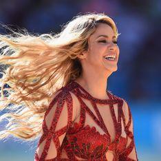 Shakira montre enfin le visage de son fils Sasha