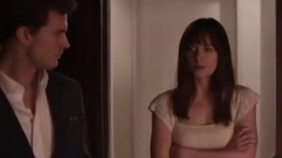 Neuer, heißer '50 Shades of Grey'-Clip: Christian zeigt Ana seine SM-Spielwiese