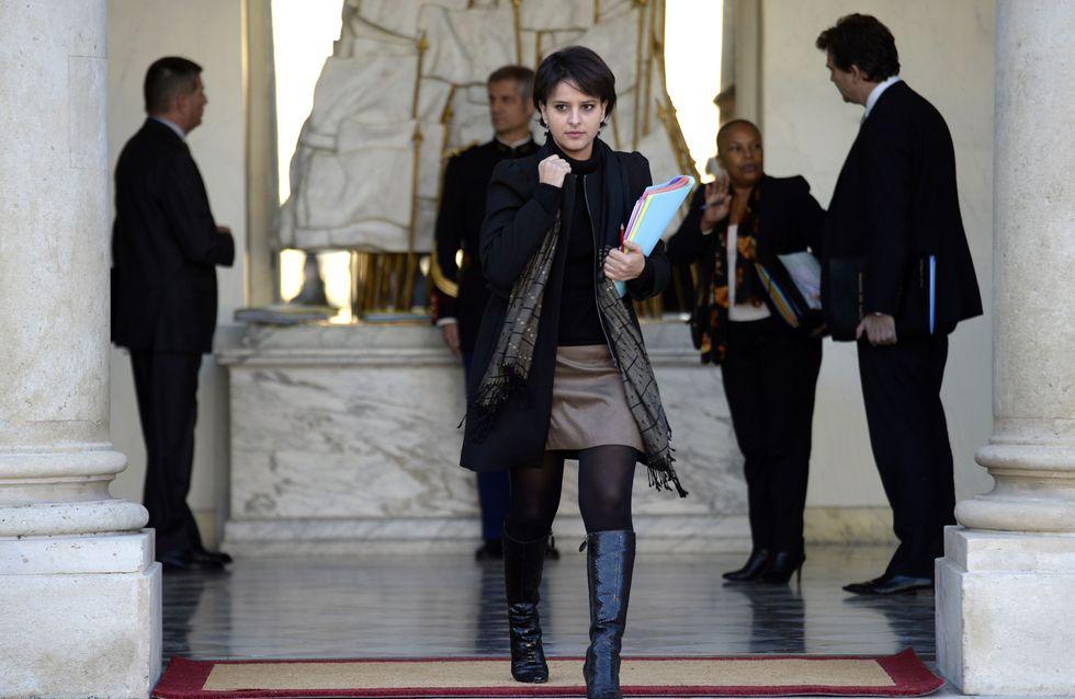 Les mesures de Najat Vallaud-Belkacem pour lutter contre le harcèlement scolaire dévoilées ce matin