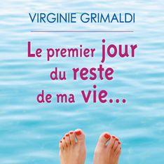 Virginie Grimaldi, lauréate du prix E-crire aufeminin 2014, sort son 1er roman