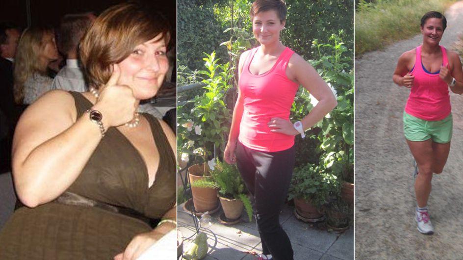 20 Kilo weg! So hat es Saskia auch ohne Diät geschafft