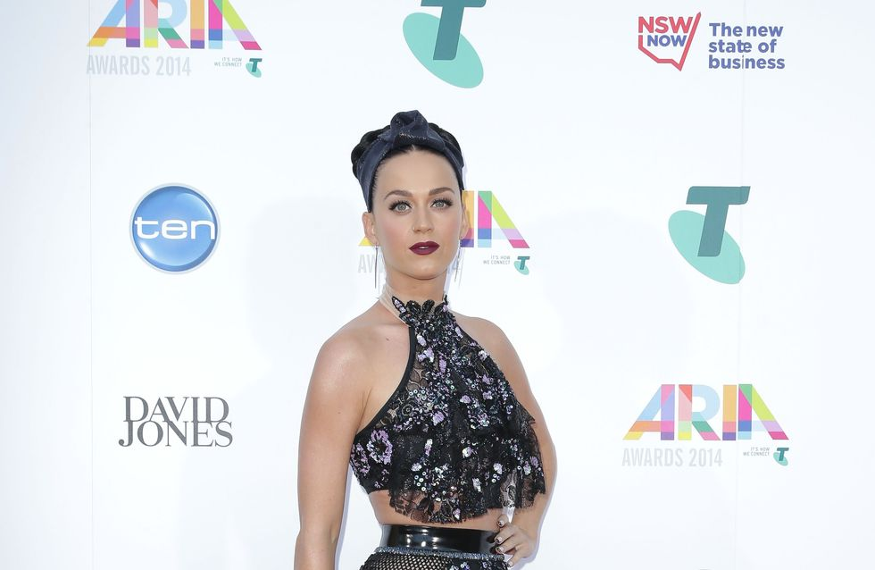 Katy Perry, une performance aux Grammy Awards avec une ancienne victime de violences domestiques