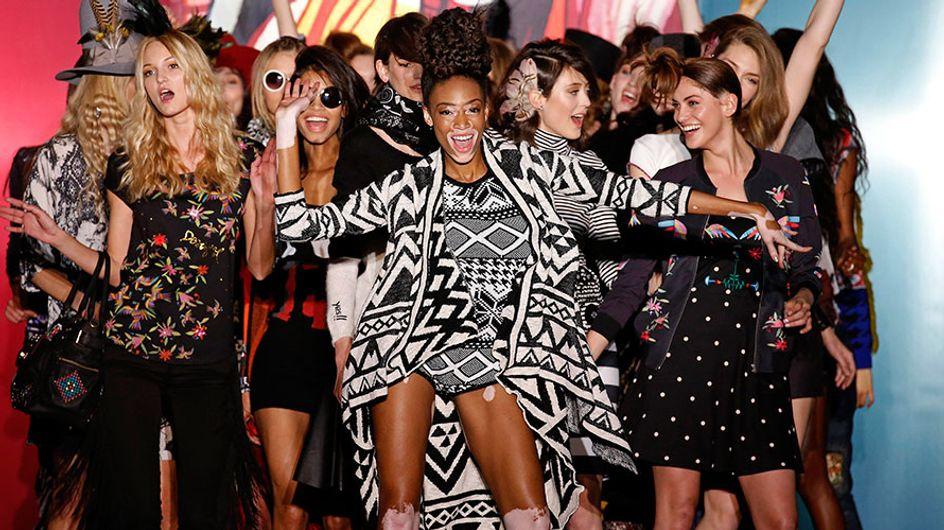 Desigual llena de vida y color la Mercedes-Benz Fashion Week Madrid