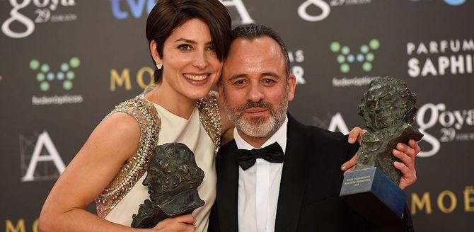 Bárbara Lennie y Javier Gutiérrez, mejores actores protagonistas