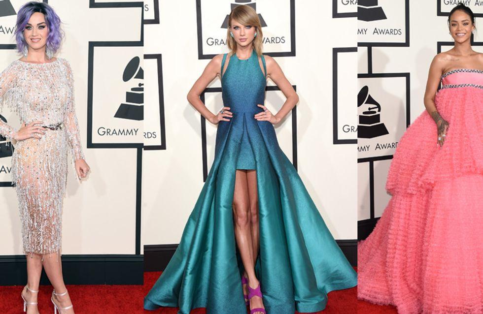 Le meilleur et le pire du tapis rouge des Grammy Awards 2015