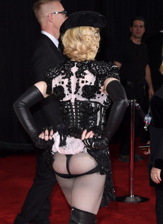 Madonna, Grammy Awards 2015