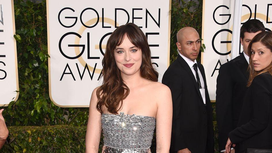 Dakota Johnson voudrait que ses parents voient Fifty Shades of Grey