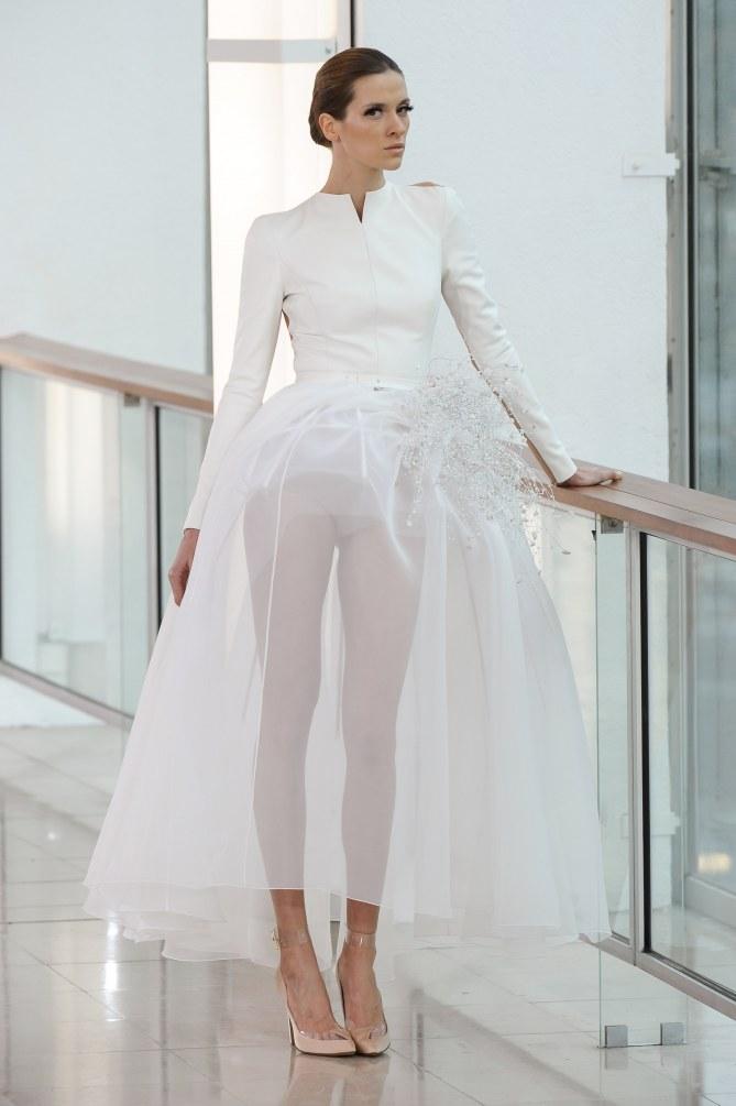 Stephane Rolland Haute Couture primavera estate 2015