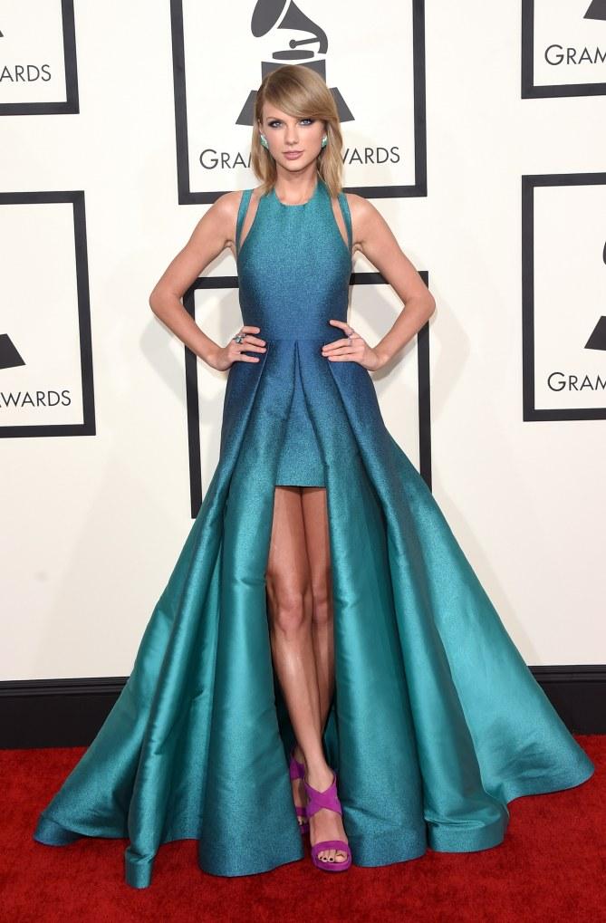Taylor Swift aux Grammy Awards 2015