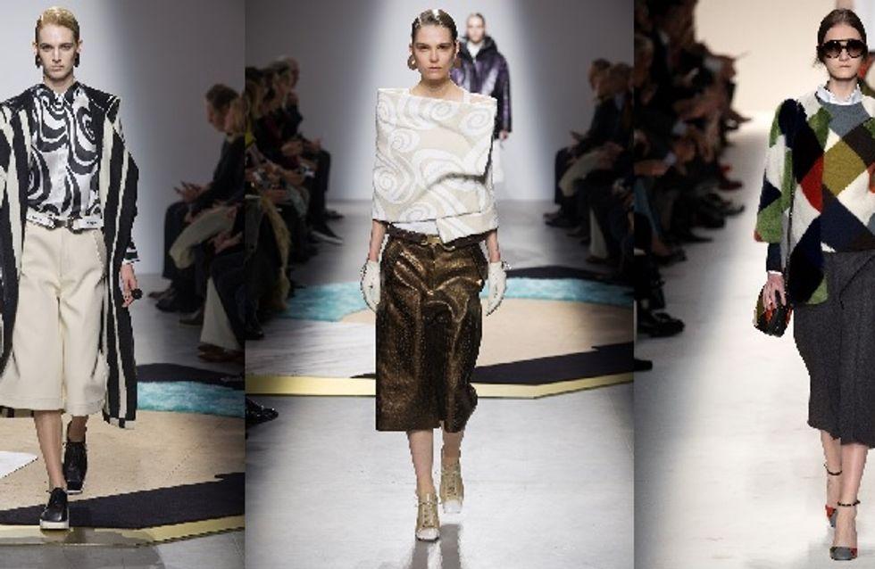 La jupe culotte, tendance de l'année 2015