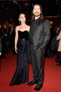 Natalie Portman et Christian Bale.