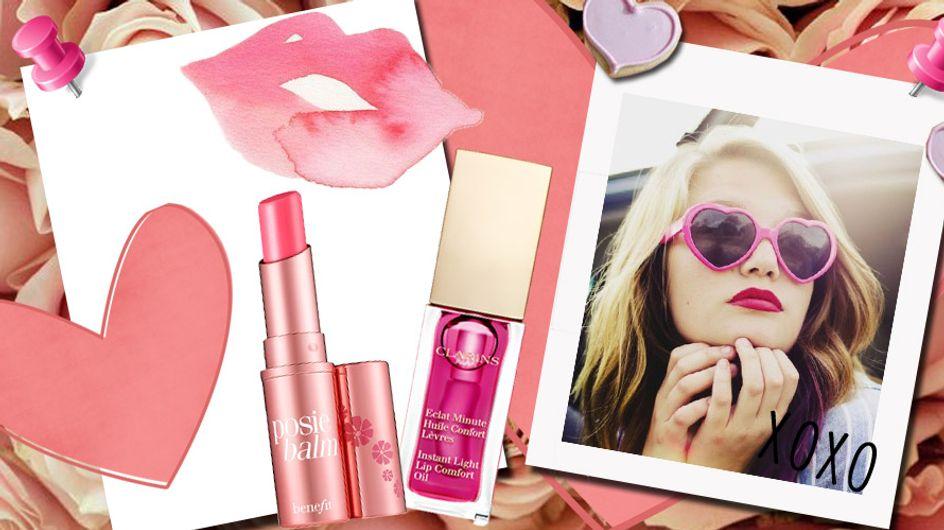 Zum Valentinstag: Make-up im Romantik-Look zaubern - so geht's!