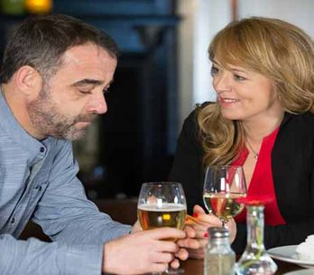 Coronation Street 18/02 - Gail and Audrey tackle Callum