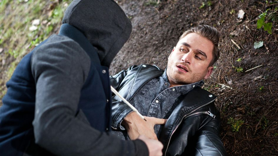 Hollyoaks 17/02 - John Paul struggles to get his life back on track