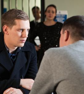Hollyoaks 18/02 - There's a new development in the Mercedes murder case