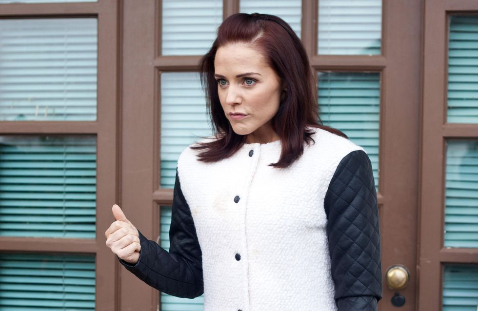 Hollyoaks 19/02 - Will it be all-out war or happy families for the Roscoes?