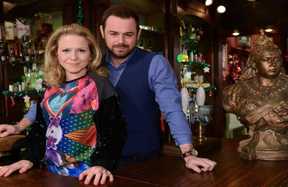 Eastenders 19/02 - Who killed Lucy?