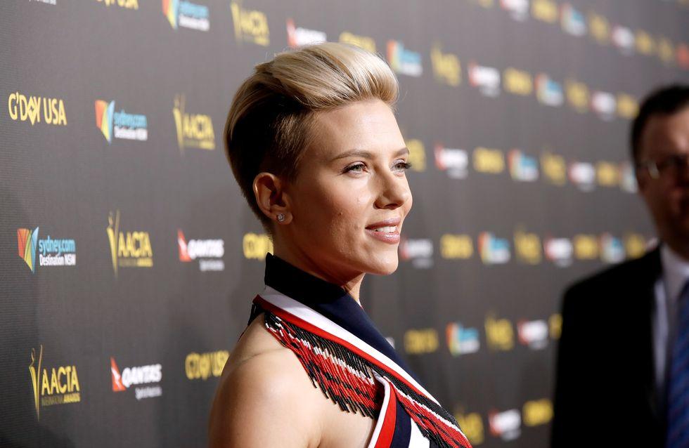 Scarlett Johansson évoque la naissance de sa fille Rose