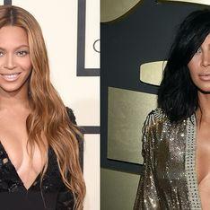 Beyoncé et Kim Kardashian, la hache de guerre enterrée ? (Photos)