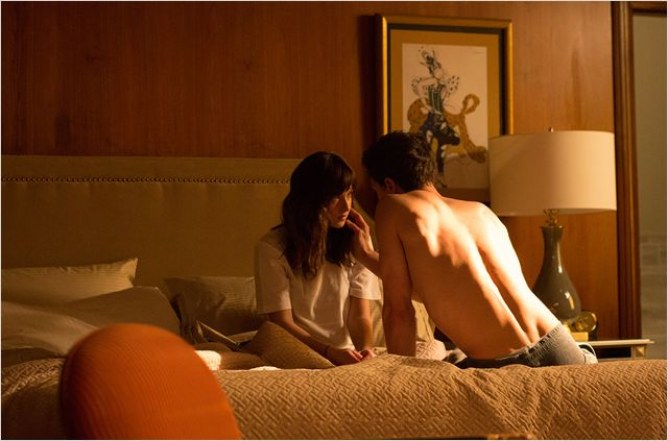 Fifty Shades of Grey, le film