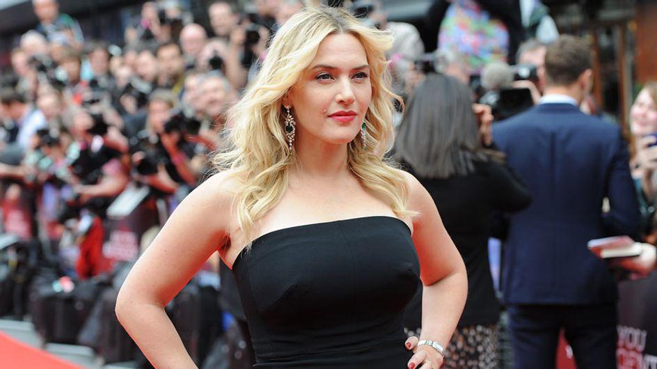 """Kate Winslet: """"La vida es demasiado corta como para ponerse a dieta"""""""