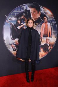 Olivia Palermo à la première de Kingsman : The Secret Service.