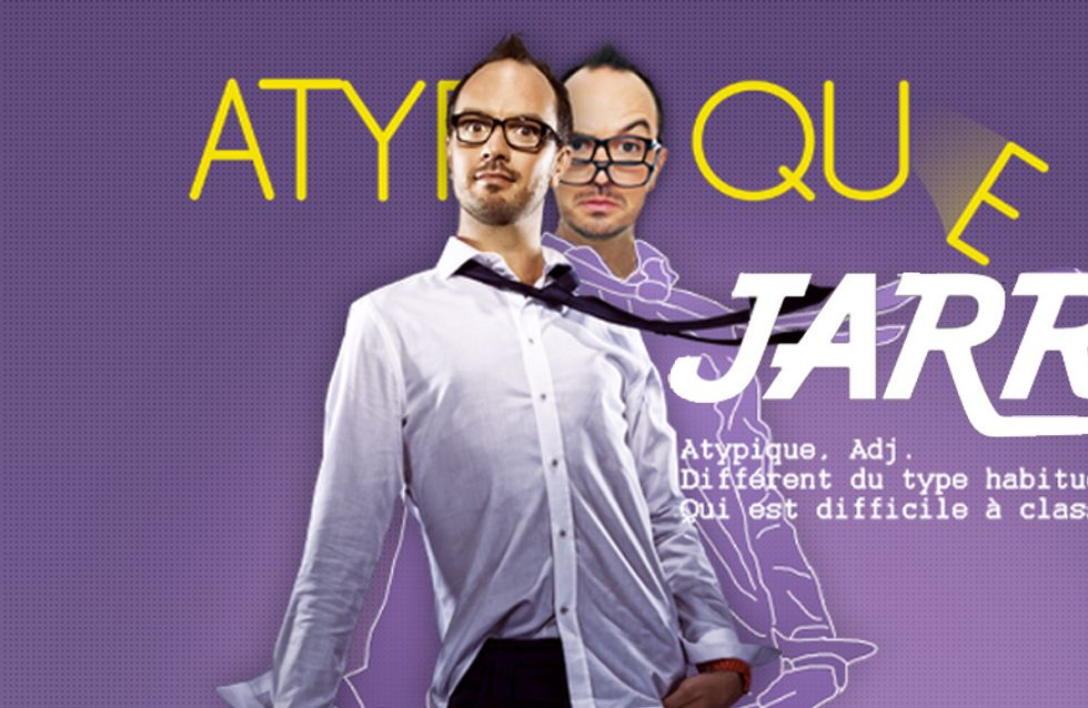 Atypique : one-Jarry-show hilarant et unique
