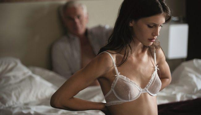 Sexe anal plus âgé