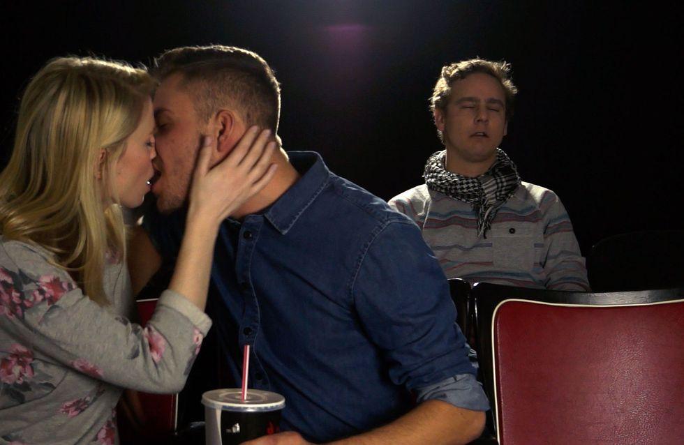 Extrem nervige Leute im Kino, die echt jeden in den Wahnsinn treiben