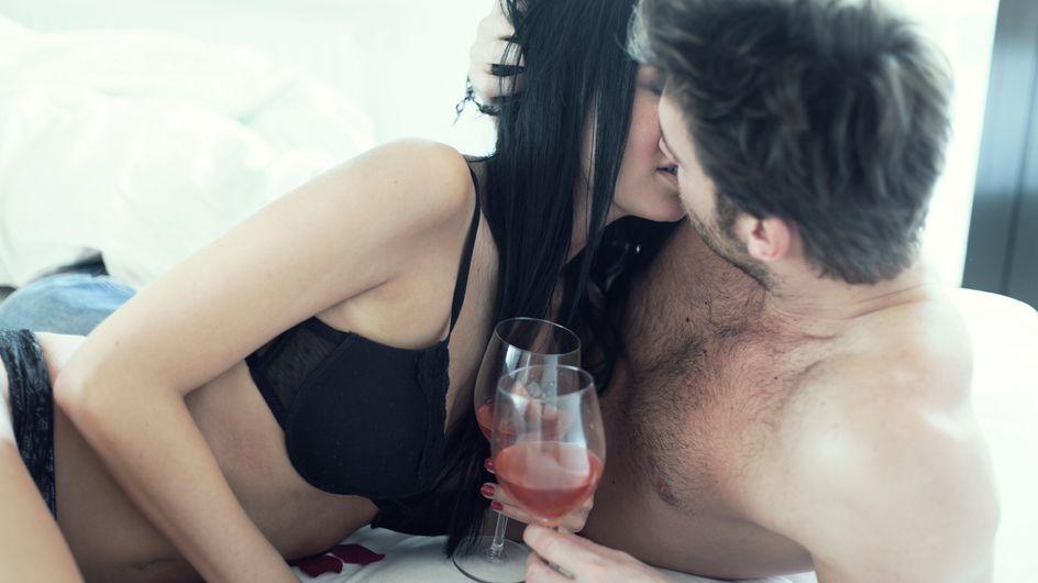 Sex-Food zum Vernaschen: Was man Sinnliches im Bett servieren sollte