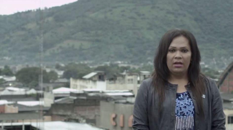 Le combat de Karla Avelar, femme transgenre, activiste pour la communauté LGBT au Salvador