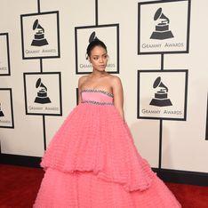 Rihanna gaga de sa nièce aux Grammy Awards