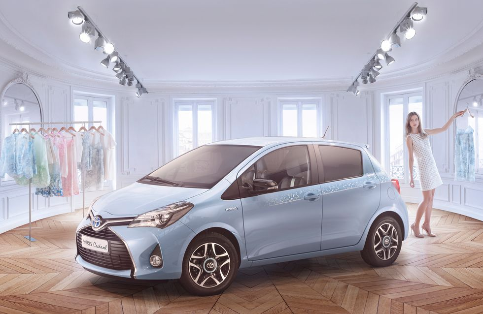 Pourquoi on aime la Toyota Yaris Cacharel ?