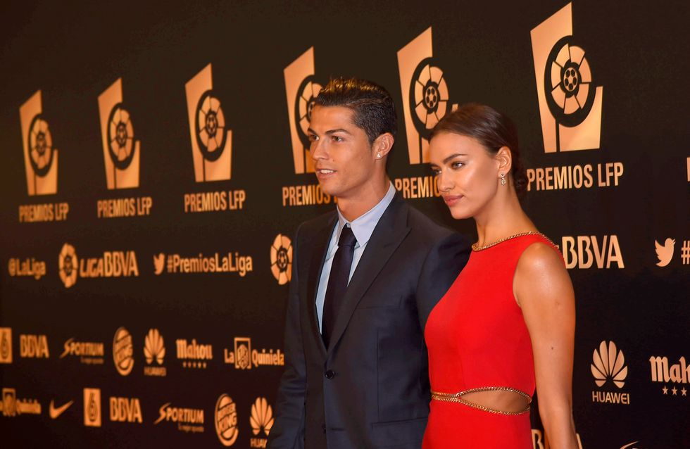 Irina Shayk lanza un mensaje a Cristiano Ronaldo