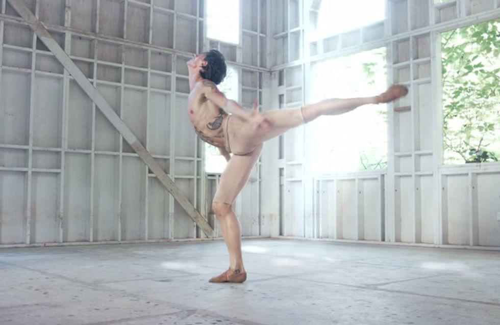 Wunderschön! Diese Ballett-Nummer hat uns zutiefst berührt ♥♥♥