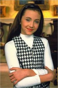 Madeline Zima dans Une Nounou d'Enfer en 1993