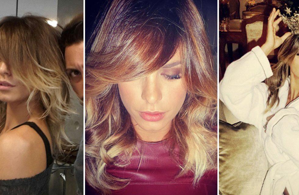 Elisabetta Canalis sempre più bionda: le foto della showgirl con il nuovo look!