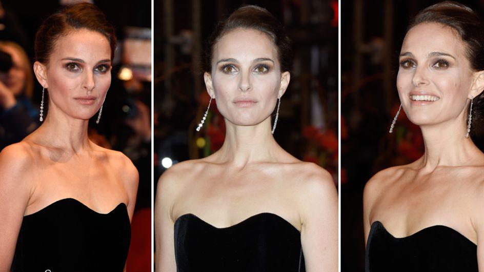 Natalie Portman magrissima sul red carpet del Festival di Berlino. Guarda le immagini!