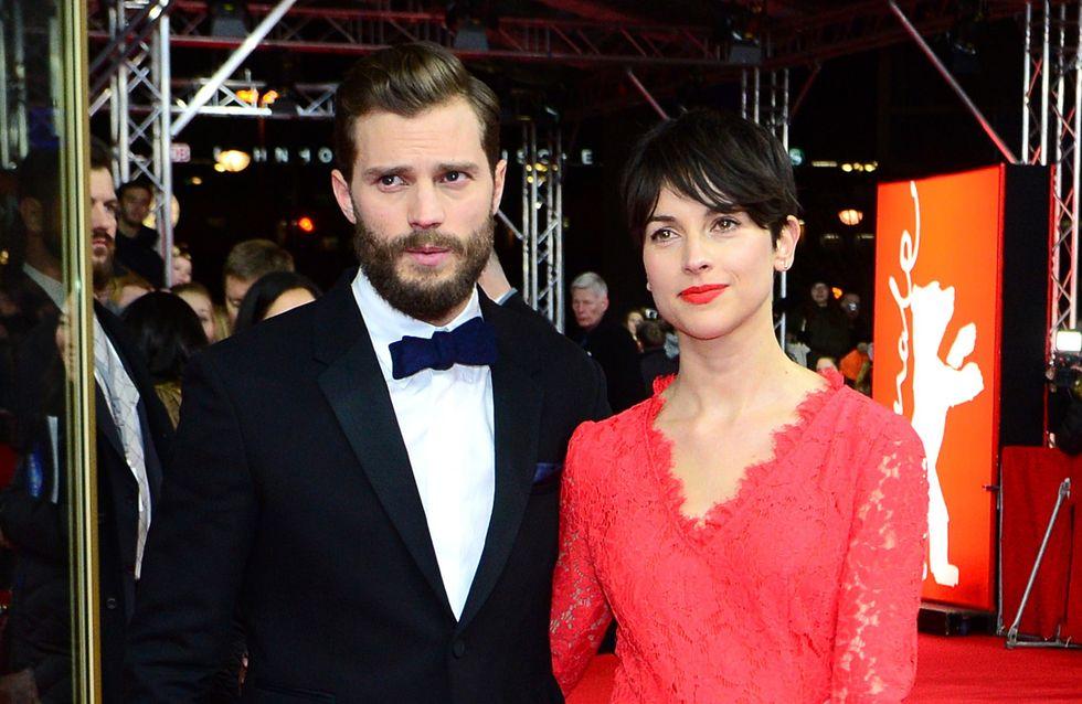 La femme de Jamie Dornan ne verra pas Fifty Shades of Grey