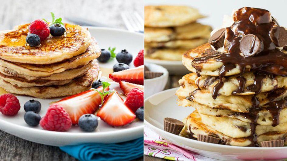 Yummi! Wer hat alles Lust auf einen Pancake?! 10 göttliche Rezeptideen