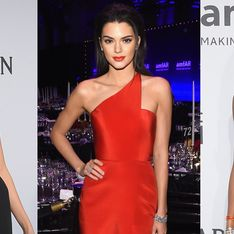 Kendall, Naomi, Toni,... Les plus belles robes du gala amfAR à New York