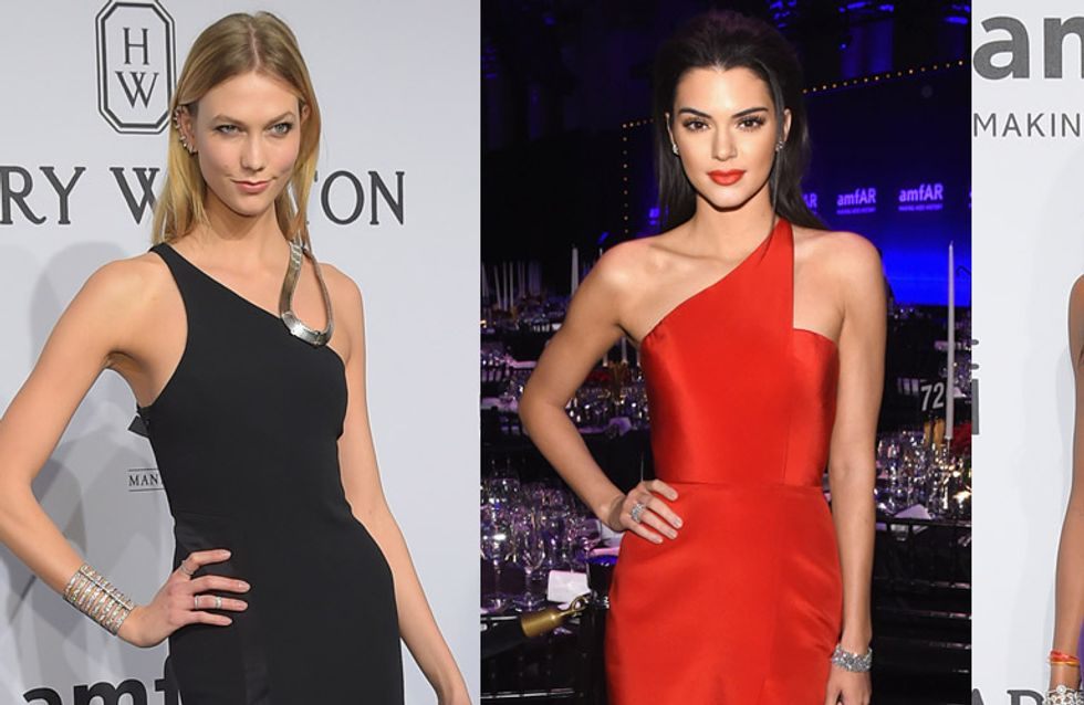 Kendall, Naomi, Toni,... Les plus belles robes du gala amfAR à New York