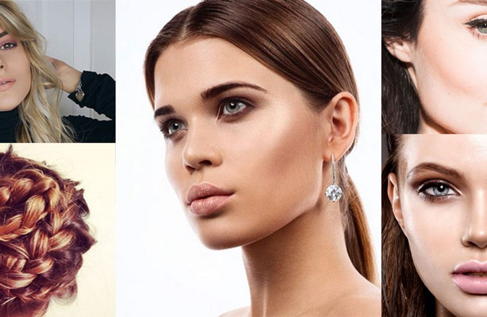 10 Date Night Hair & Make-Up Looks To Fall In Love With