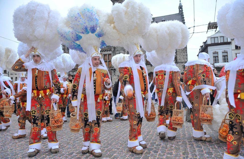 5 raisons pour lesquelles le carnaval de Binche est mieux que celui de Rio