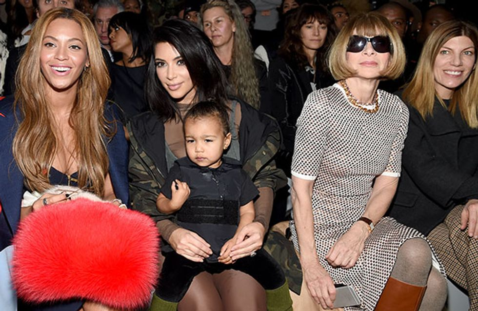 19 Times Anna Wintour Hated Fashion Week
