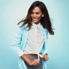Joan Smalls, nouvelle ambassadrice pétillante pour Benetton (Photos)
