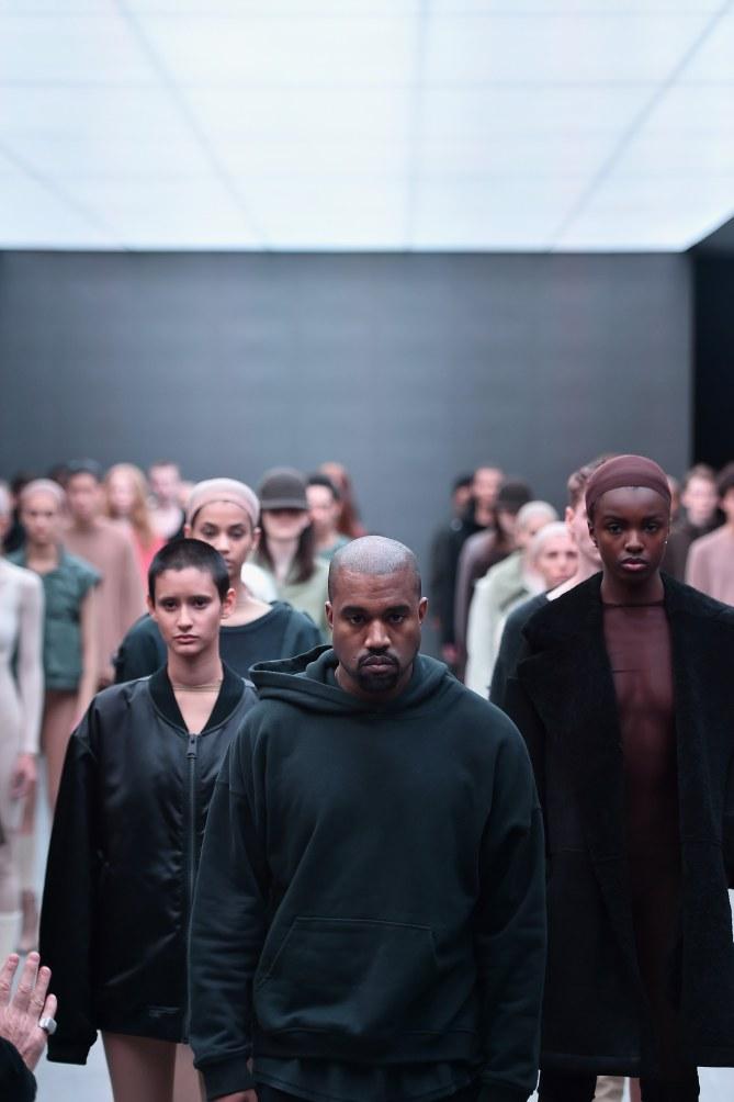 Kanye West x Adidas Originals.