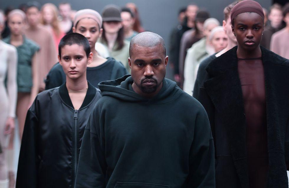 Kanye West x Adidas Originals, le défilé hors norme à la Fashion Week de New York (Photos)