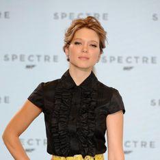 Léa Seydoux, une James Bond girl bien emmitouflée pour Spectre (Vidéo)
