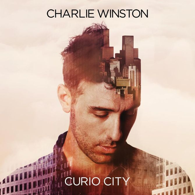 Curio City, le nouvel album de Charlie Winston